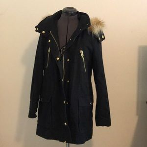 Brand New Juicy Couture Parka Coat Jacket